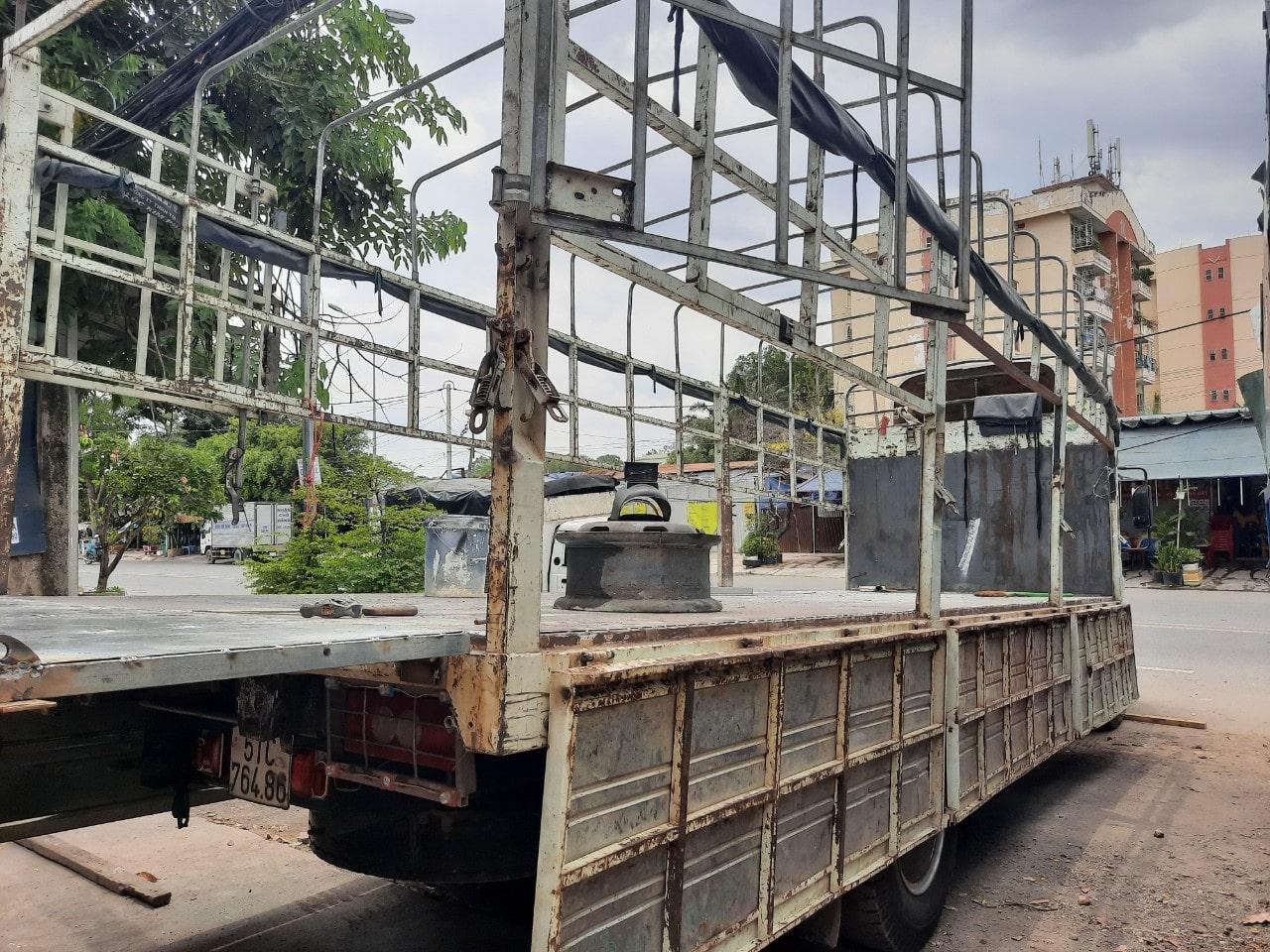 Dịch vụ cho thuê xe tải chở hàng giá rẻ - vận chuyển hàng hoá chuyên nghiệp tại tphcnm