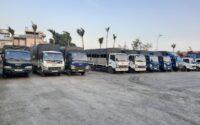 Dịch vụ cho thuê xe tải chở hàng tại huyện hóc môn