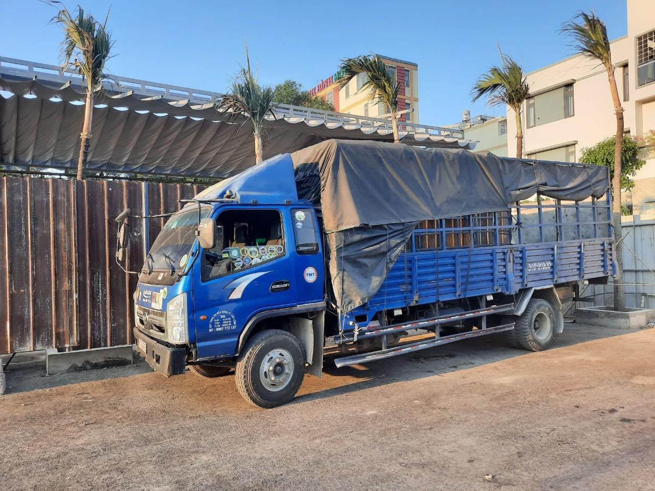 Dịch vụ vận tải - chuyển dọn nhà trọn gói và cho thuê xe tải chuyển nhà bằng xe tải giá rẻ tại tphcm