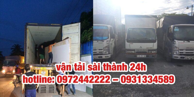 dịch vụ vận chuyển hàng hoá giá rẻ