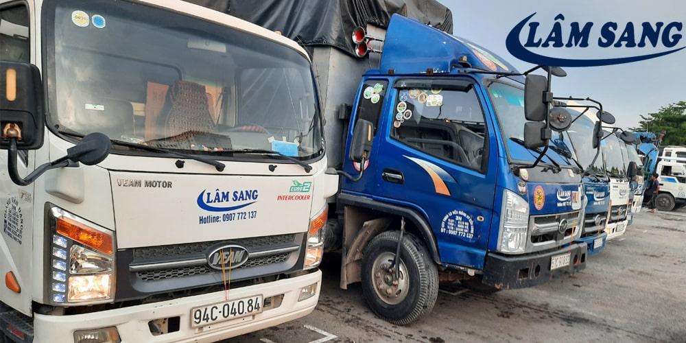 Dịch vụ cho thuê xe tải chở hàng giá rẻ - chuyên nghiệp - nhanh chóng