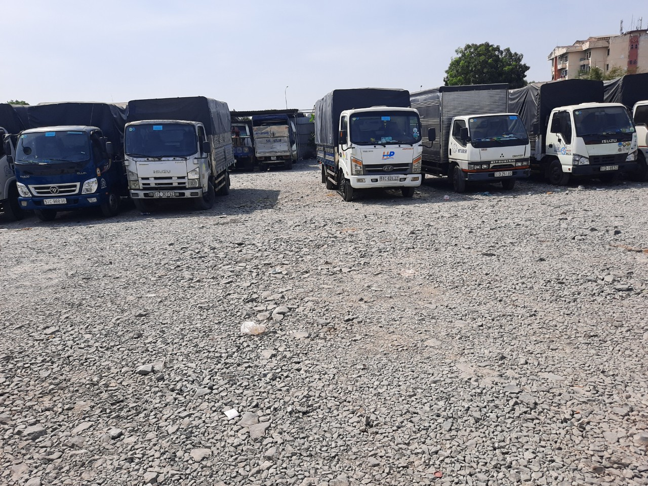Dịch vụ cho thuê xe tải chở hàng giá rẻ loại 4 tấn, 5 tấn