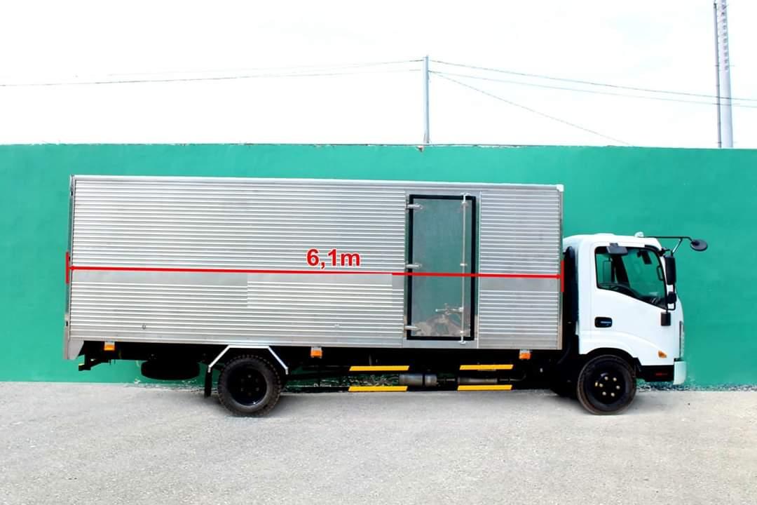 Giá cho thuê xe tải chở hàng