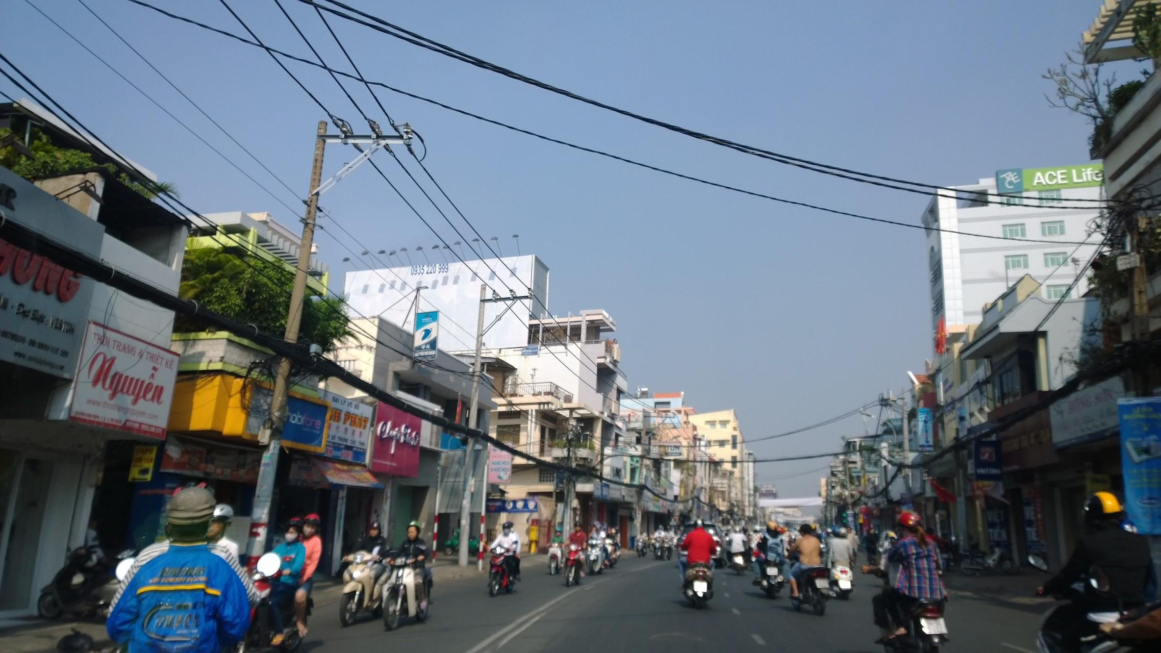 dịch vụ chuyển nhà trọn gói tại Quận Phú Nhuận