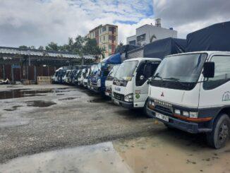 Cho thuê xe tải chở hàng Quận 2 -【 Phục vụ 24/7 】