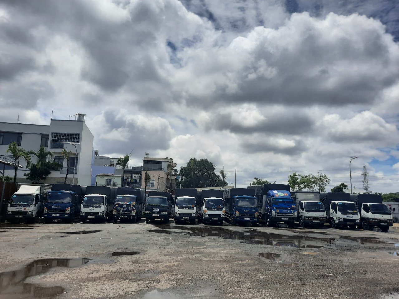 dịch vụ vận chuyển hàng giá rẻ tại bình chánh, tphcm