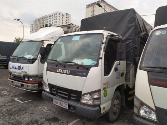 dịch vụ vận chuyển hàng hoá tại sài gòn